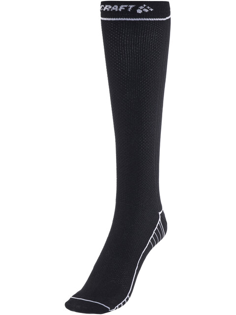 Craft Compression Socks Unisex black/white